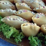 Makaronowe muszle z tuńczykiem