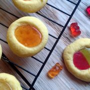 Ciasteczka z żelkami