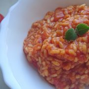 Pomidorowe risotto