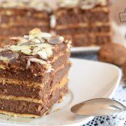 Stefanka - szybkie ciasto bez pieczenia