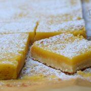 Lemonki - cytrynowe ciasteczka