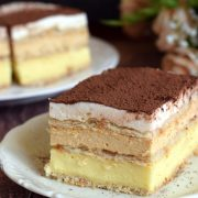 Ciasto toffi - bez pieczenia / 3 bit