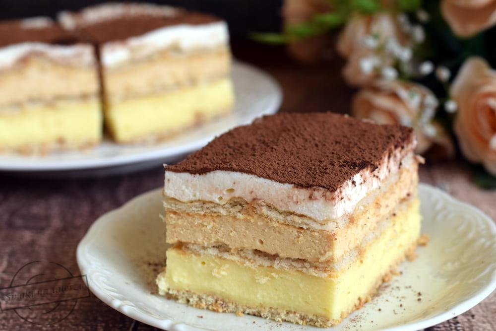 Ciasto Toffi Bez Pieczenia 3 Bit Smaki Na Talerzu