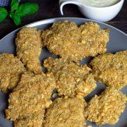 Filety z kurczaka w panierce z krakersów