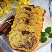 Ciasto maślankowo-cynamonowe