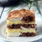 Ciasto z masą serową s. Anastazji