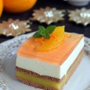 Pomarańczowiec - bez pieczenia