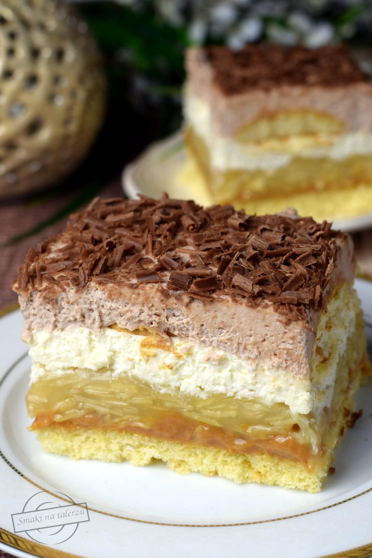 Ciasto Puszek S Anastazji Smaki Na Talerzu