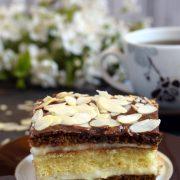 Pyszne ciasto z kawą zbożową od Pani Zuzi