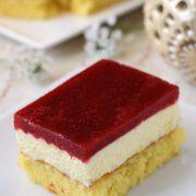 Ciasto z truskawkami wg Siostry Anastazji