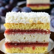 Ciasto z musem śliwkowym wg siostry Anastazji
