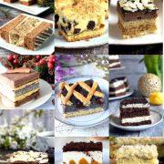 Zbiór przepisów na ciasta świąteczne
