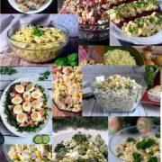 33 propozycje na świąteczne sałatki