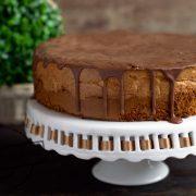 Tort orzechowo-migdałowy