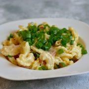 A'la Mac and Cheese - makaron z serowym beszamelem