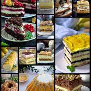 Zbiór przepisów na ciasta świąteczne II