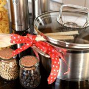 Patelnie i garnki Ambition, które ułatwiają gotowanie