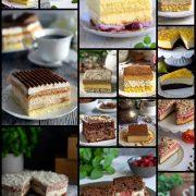 Ciasta świąteczne - przepisy część III