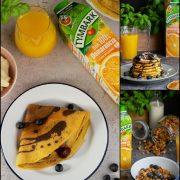 Zdrowe śniadania - 3 przepisy na dobry dzień