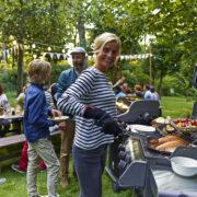 Przyjęcie z grillem w ogrodzie - zaplanuj menu